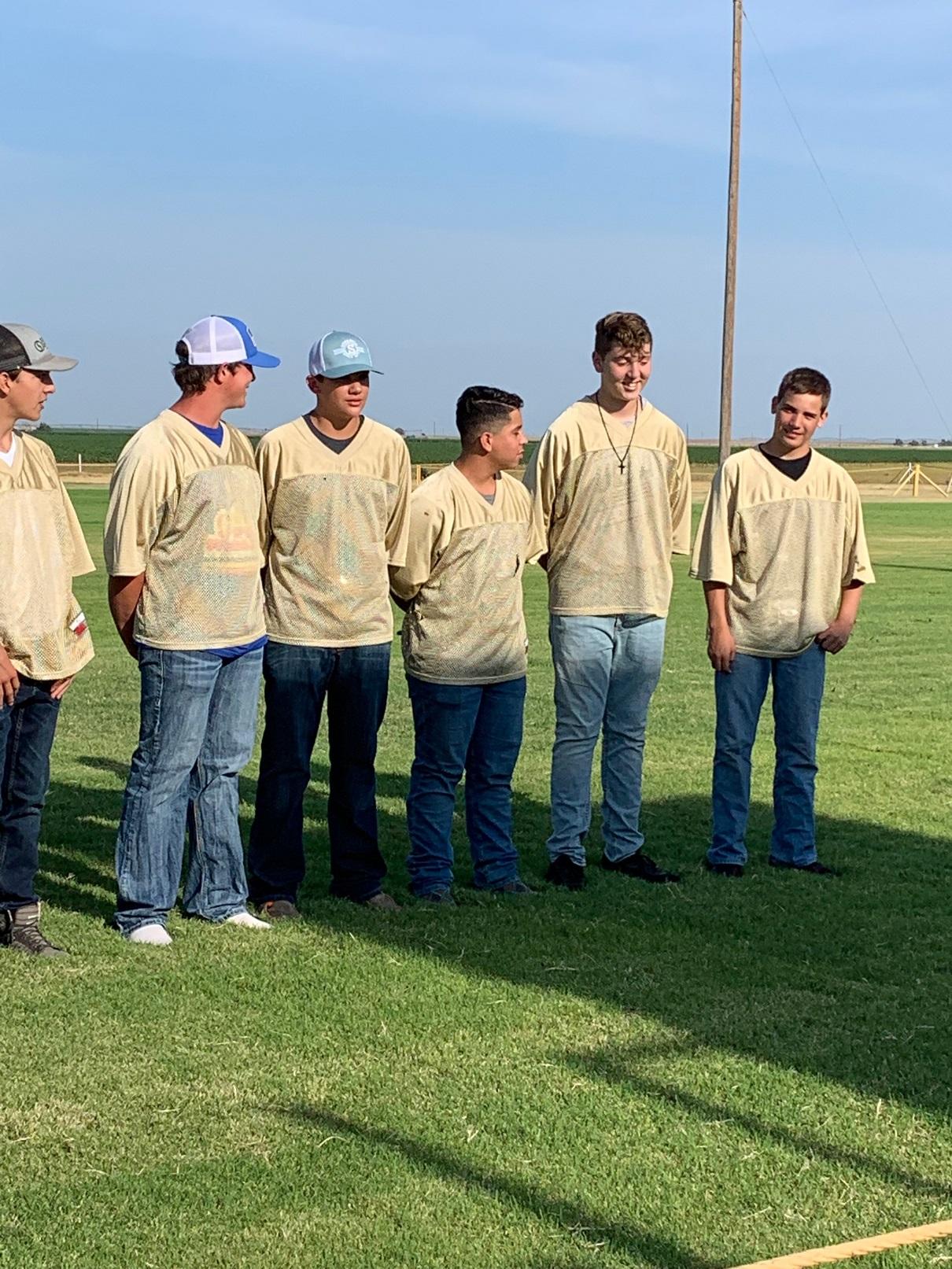 Elks Football Team