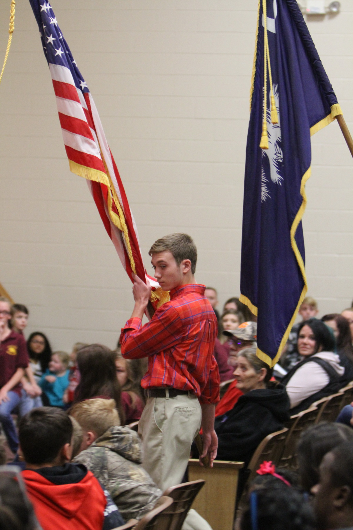 Veterans Day Music Program
