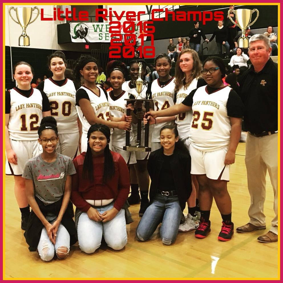 Basketball - Girls Conference Champions