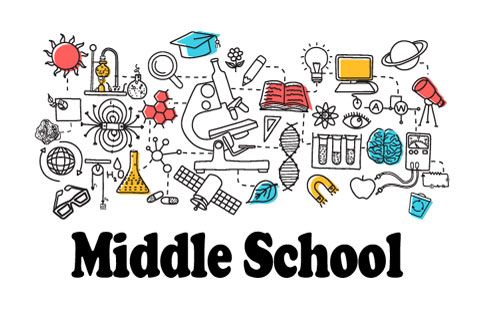 Middle School E-Learning