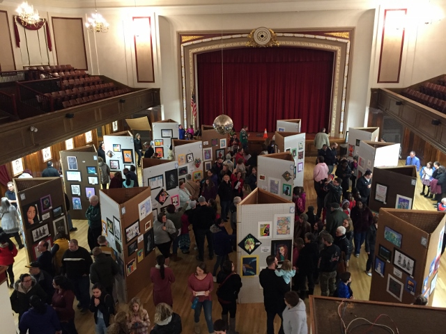 City Wide Student Art Exhibition