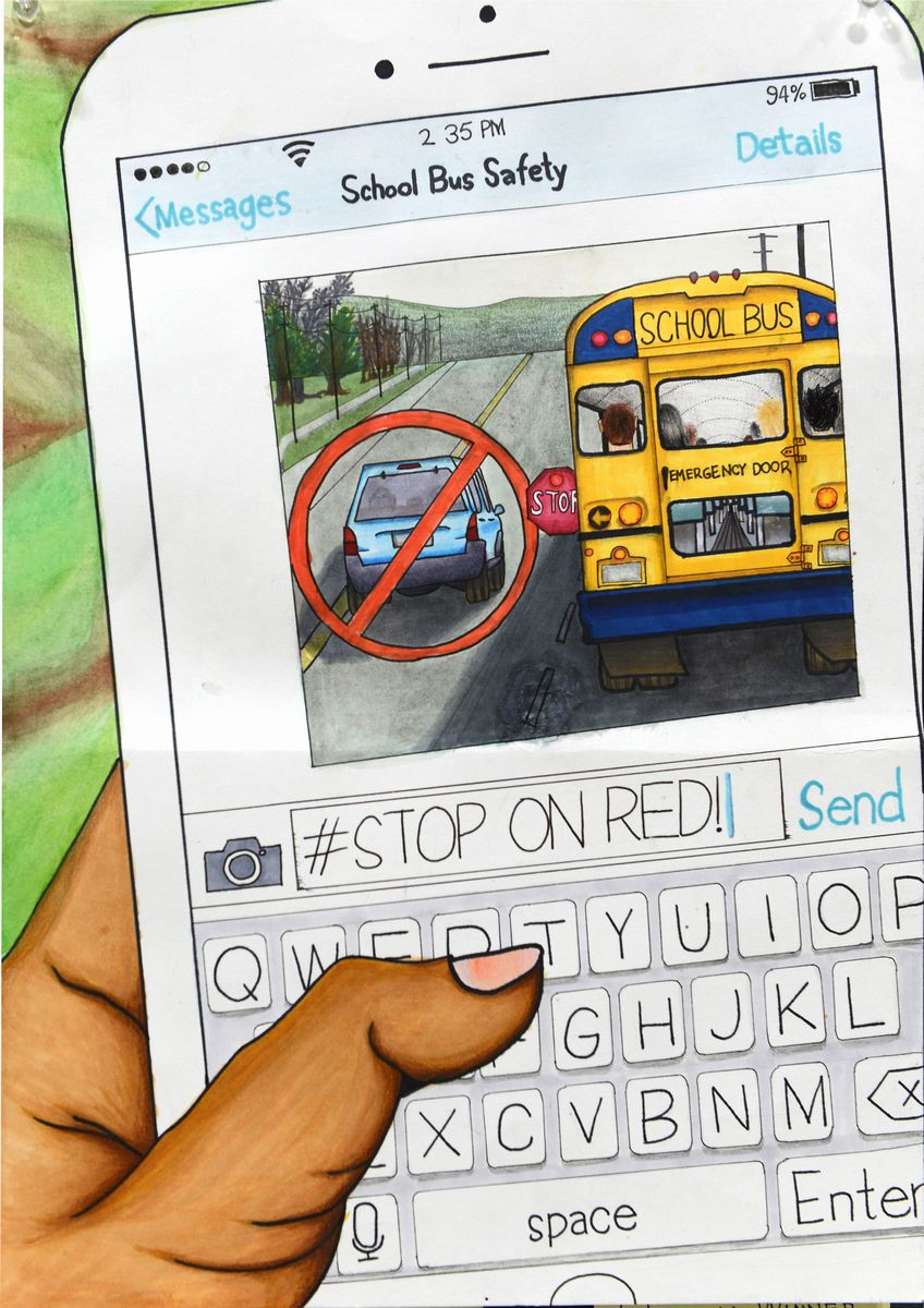 National School Bus Safety Week: October 16-20