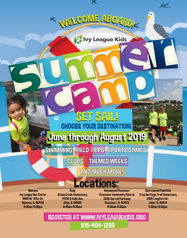 Ivy League Summer Camp Offering