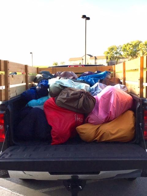 PTO Provides Recess Bags!