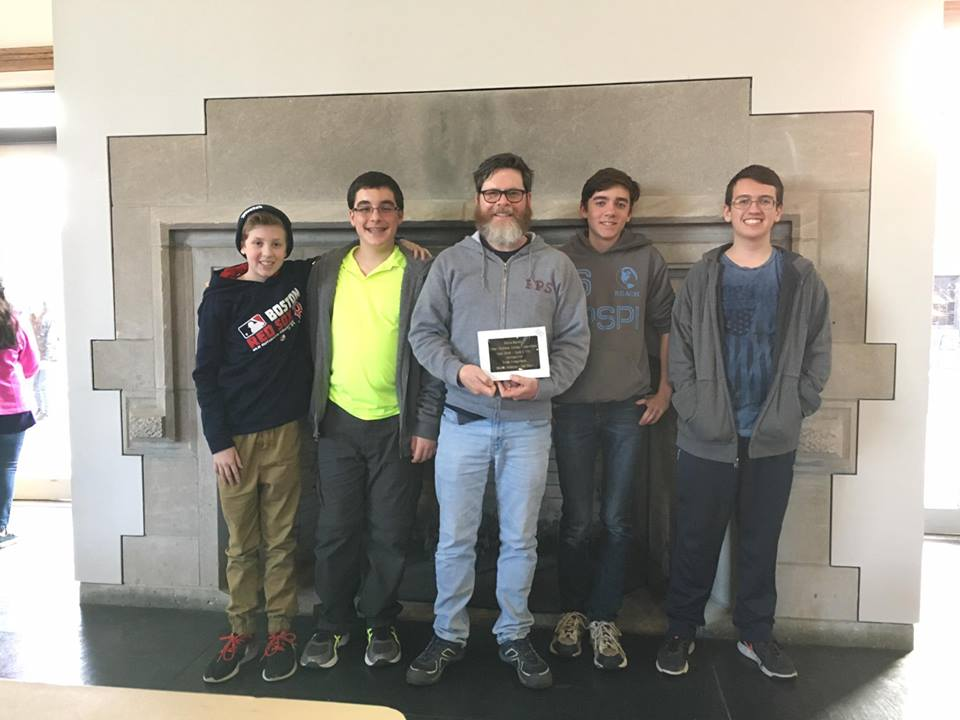 Dupont REACH students take 2nd at State Bowl competition!