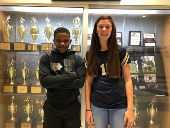 Athletes of the Month-August
