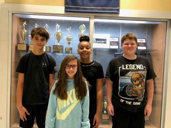 Students of the Month-August