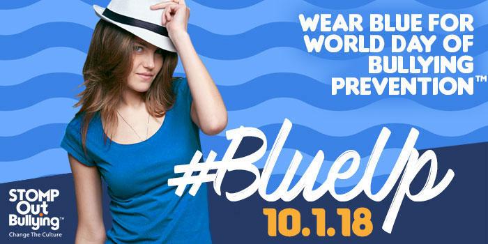 Blue Ribbon Week