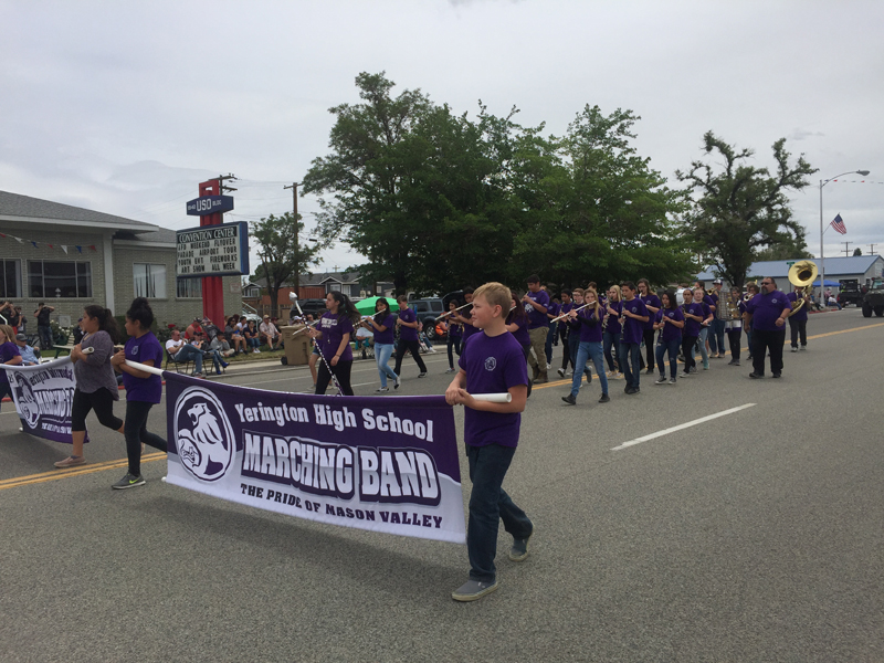 YIS/YHS Marching Band