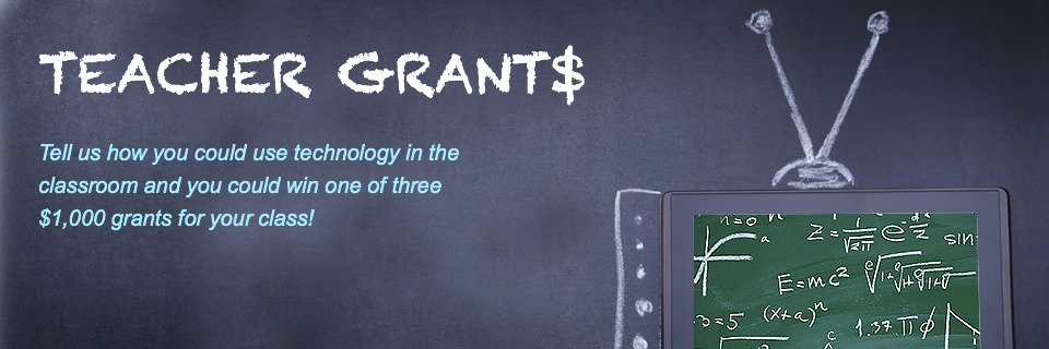 Technology Teacher Grants