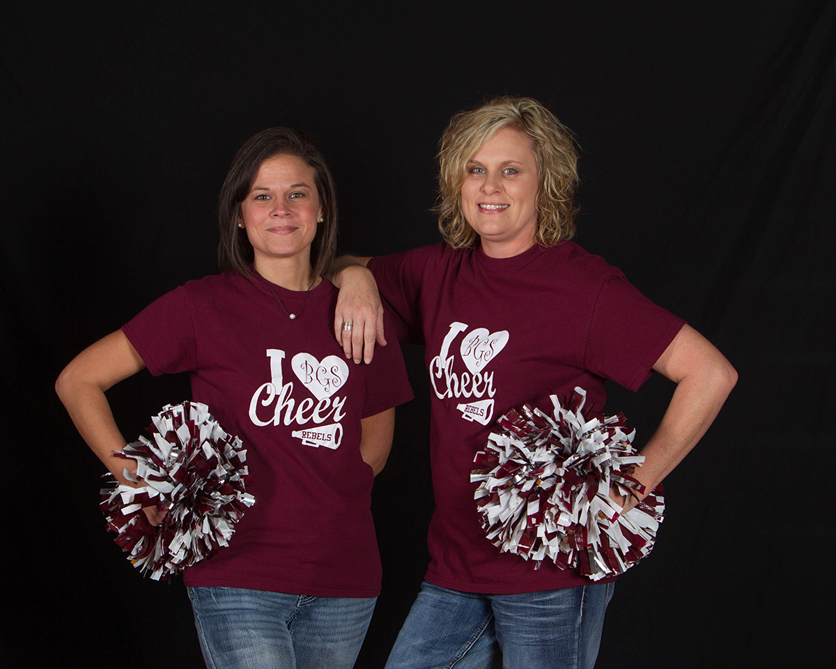 BGS Cheer Coaches