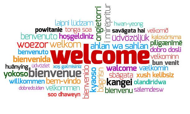 Welcom Back-Bienvenue-Bentornati-Bienvenidos