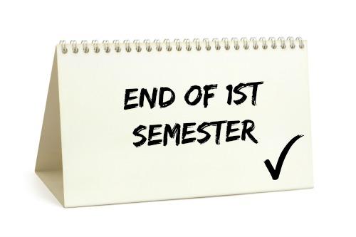 End of Semester Change