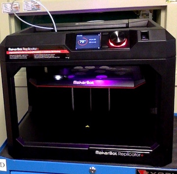 New 3D Printer!