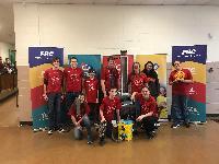 Congratulations Robotics Club - Team Pie