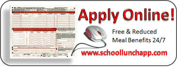 FREE OR REDUCED PRICE SCHOOL MEALS APPLICATION FOR SCHOOL YEAR 2017-18