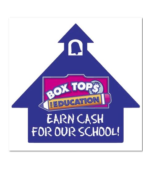 Don't forget to send in Box Tops!