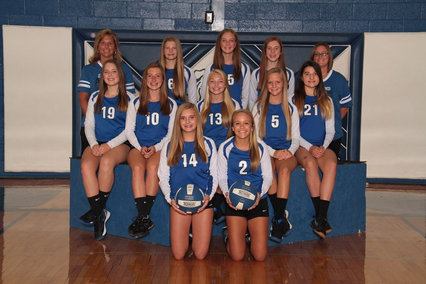 Fresh/Soph Volleyball