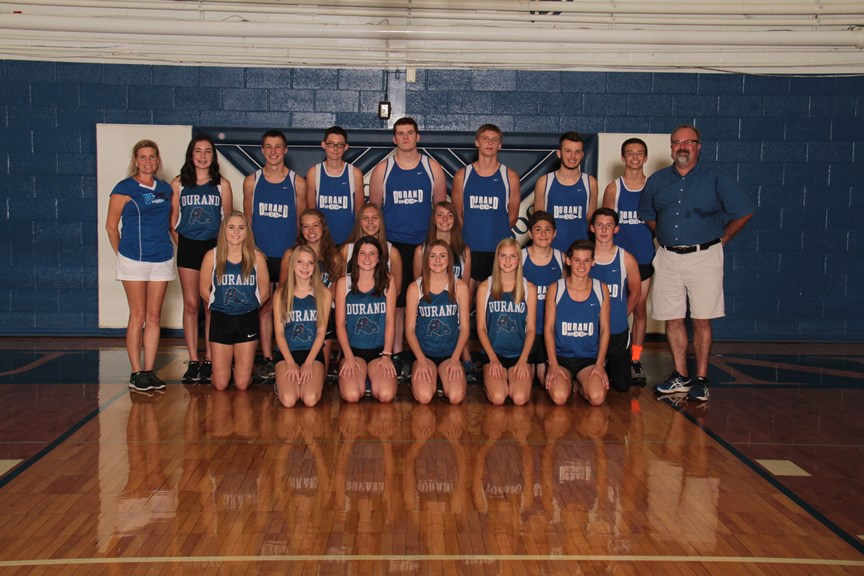 Du-Pec Cross Country