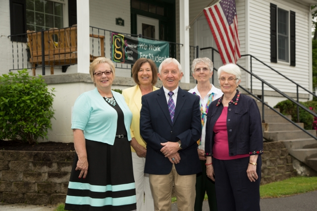 Greenbrier County Board of Education Members