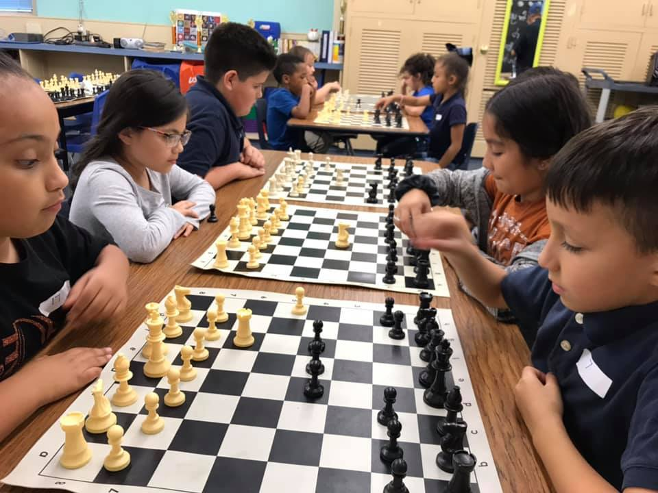 Salazar Chess Club