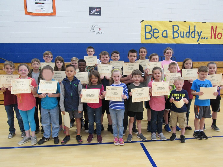 Leaders of the Month!