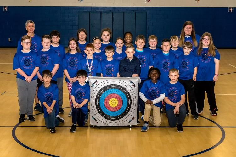 TES Archery Team