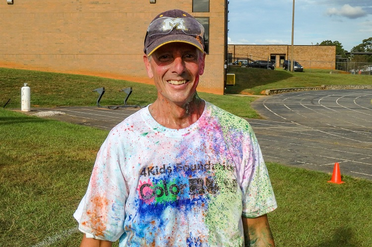 4KIDS Foundation Color-Glow Run