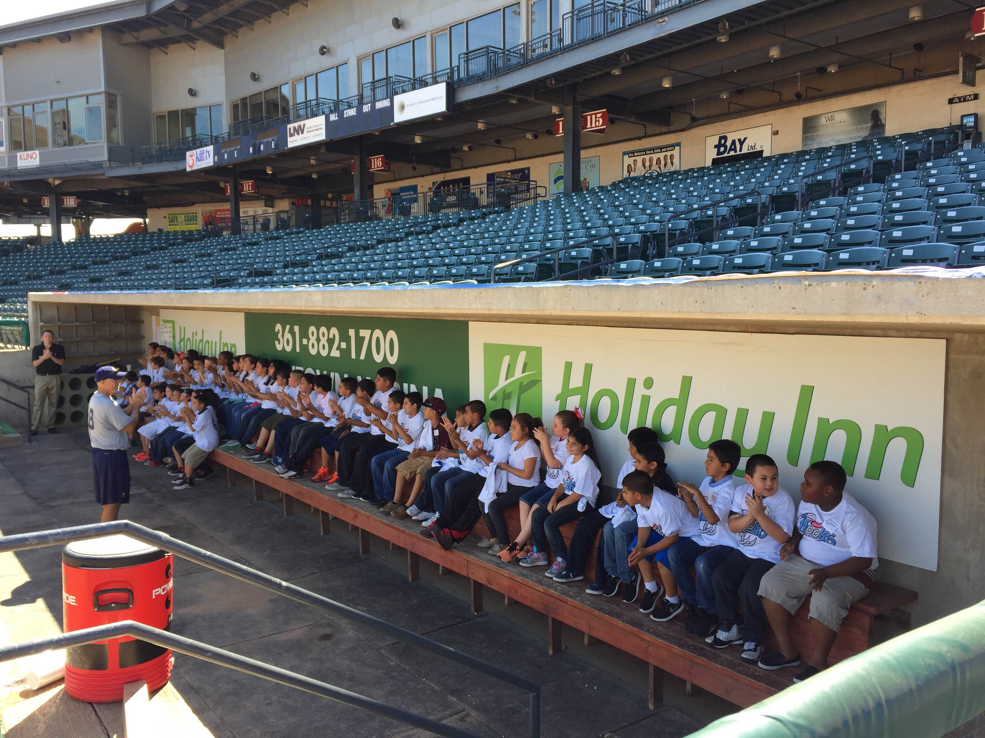 West Oso Elementary at Hooks Field