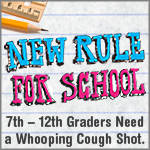 New Rule for School