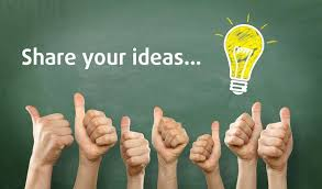 Share your ideas for GCPS here!