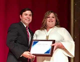 Recognizing Exceptional Children's Program Teacher of Excellence