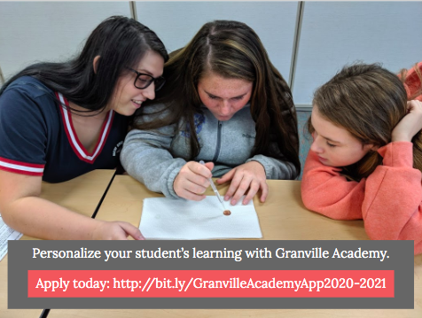 Blended Learning Program: Granville Academy