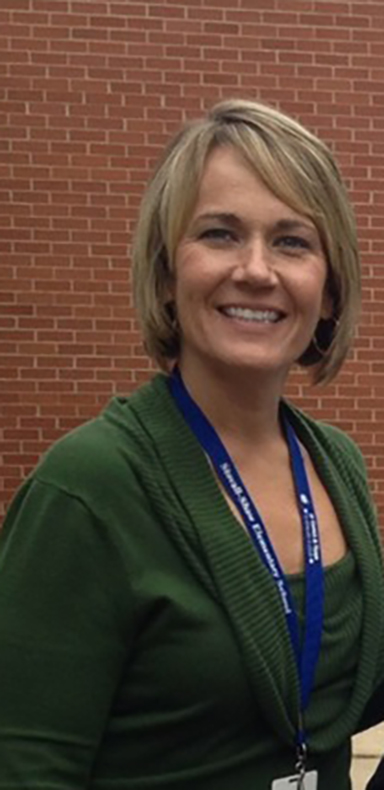 Mrs. Rice: Presenter at NCASCD