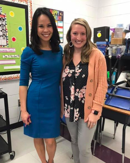 Abby Dooley: WRAL Teacher of the Week