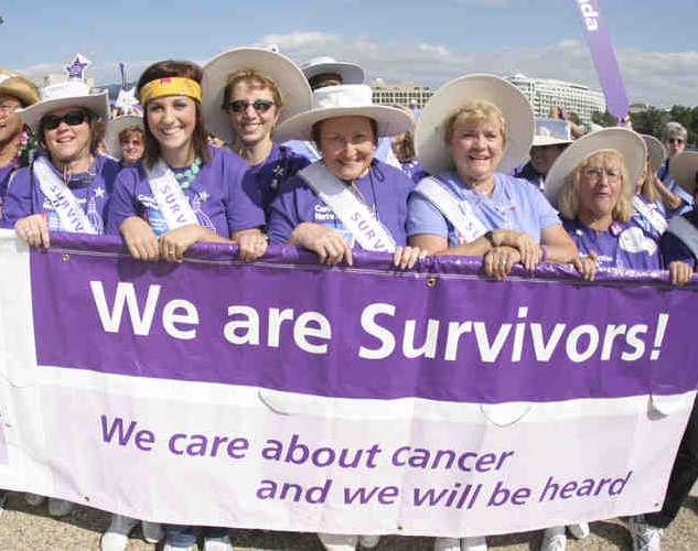 Honoring Our Cancer Survivors