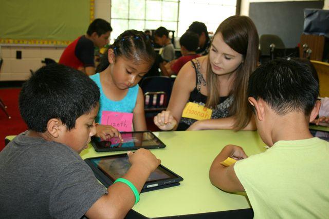 ESL instructional models in Granville County Schools