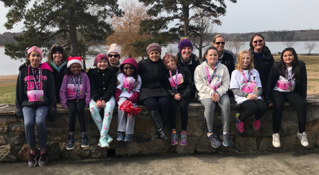 Wilton ES: Girls on the Run
