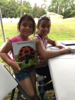 Students Summer Reading!