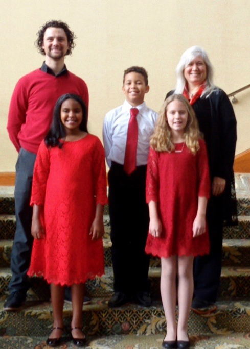 Granville County Students participate in NC Honors Chorus