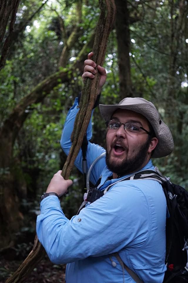 Brian Holtshouser & JFW HS Band: Climbed Mt. Kilimanjaro