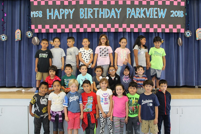 Happy Birthday Parkview