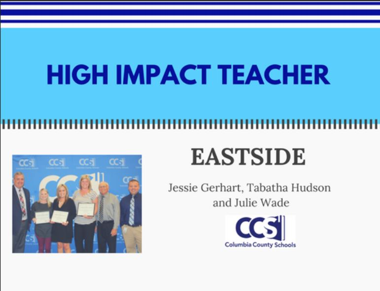 High Impact Teacher Recognition