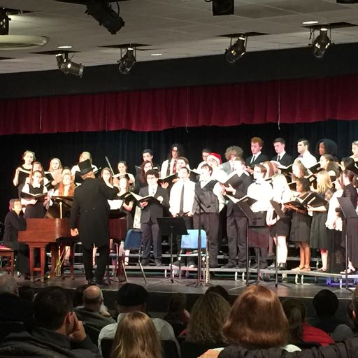 LRHS Holiday Concert