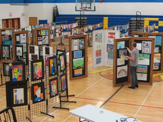 K-12 District Arts Festival