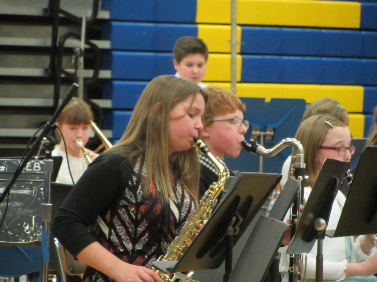 Music-In-Our-Schools Month