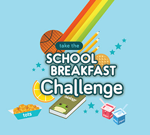 School Breakfast Week March 6th -10th