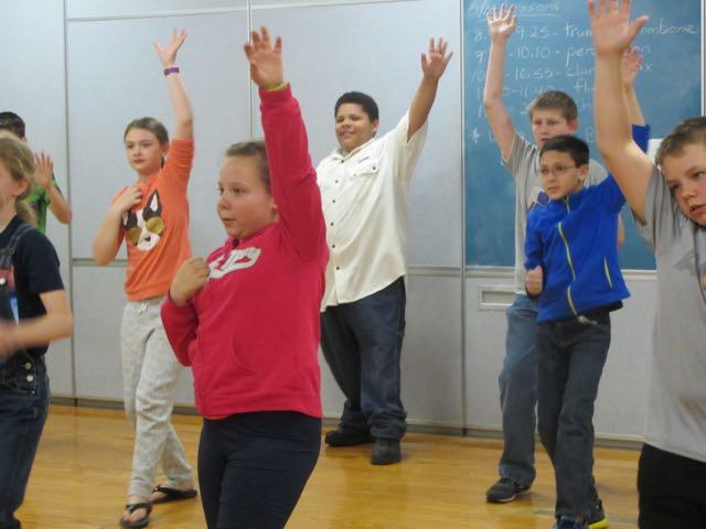 Karen Montanaro, Grade 5 Workshops
