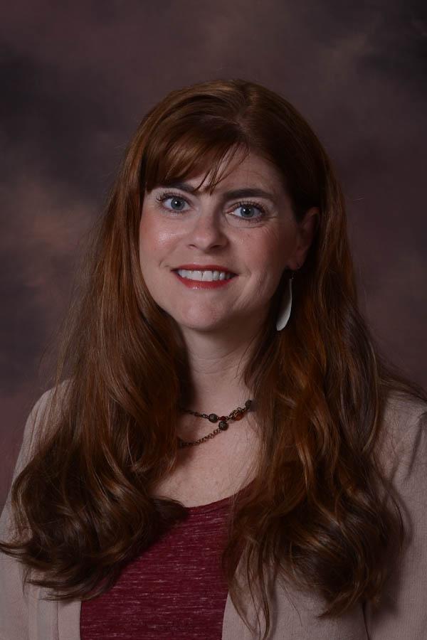 Angie Cyrulik, Receptionist