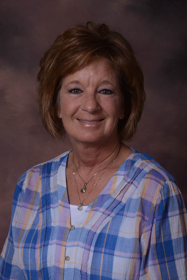Pam Brown, Attendance Secretary